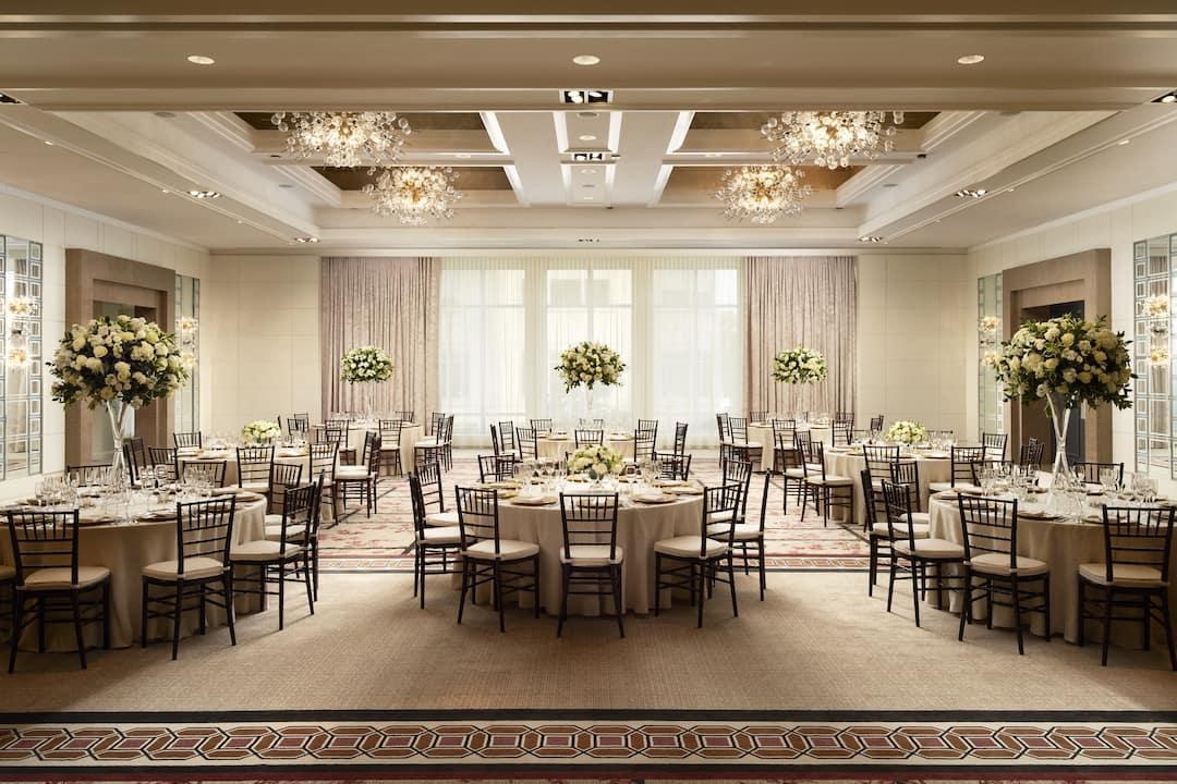 renovated ballroom