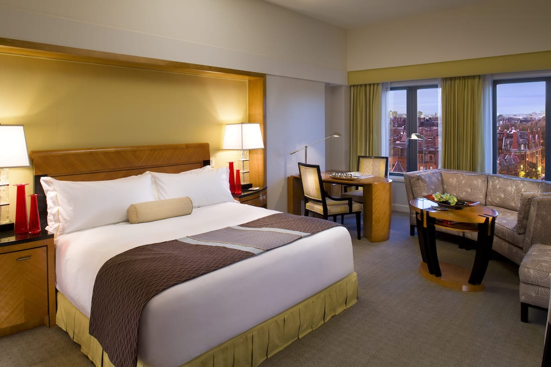 5 Star Hotel Rooms Amp Suites Mandarin Oriental Boston