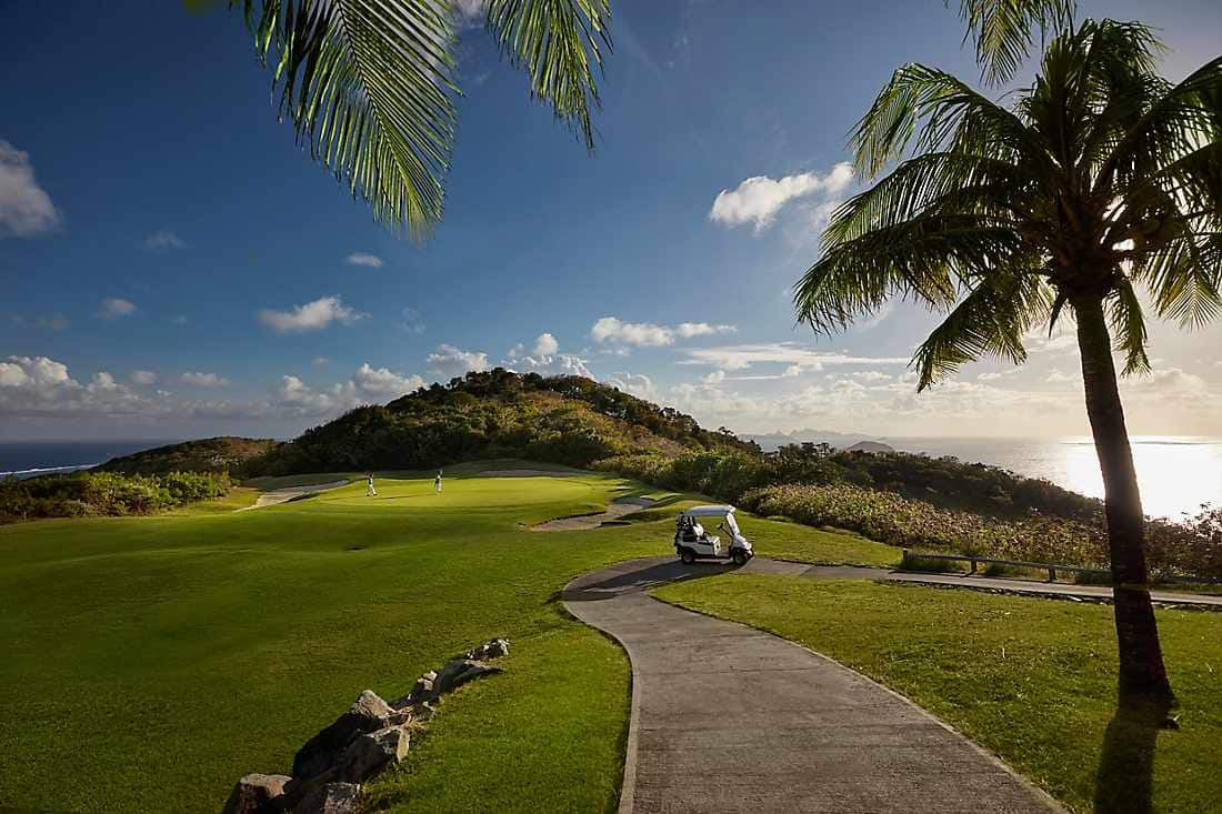 Canouan Golf Course