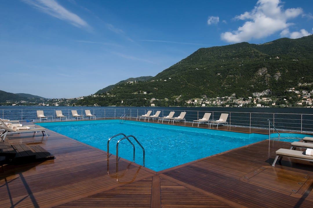 Romantic 5 star hotel on lake como mandarin oriental lago di como mandarin oriental lago - Casta diva group spa ...