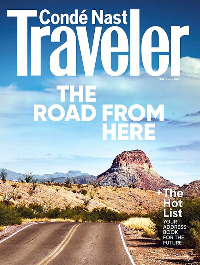 Condé Nast Traveler, US -  Hot List