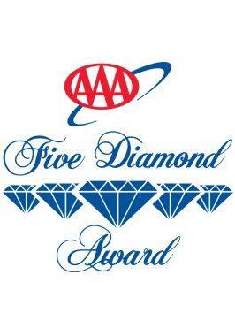 AAA Five Diamond Award