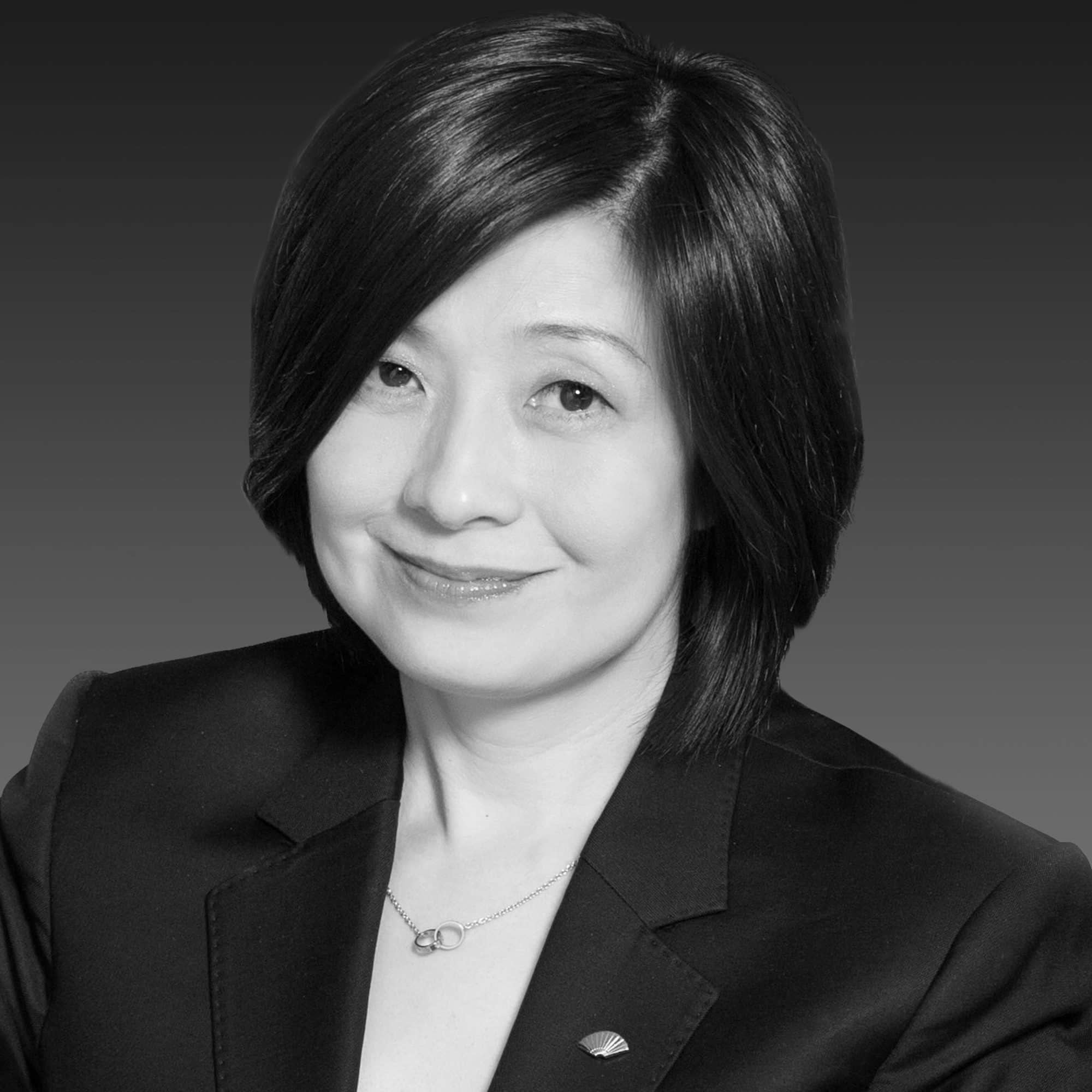 Luanne Li, Director of Marketing Communications