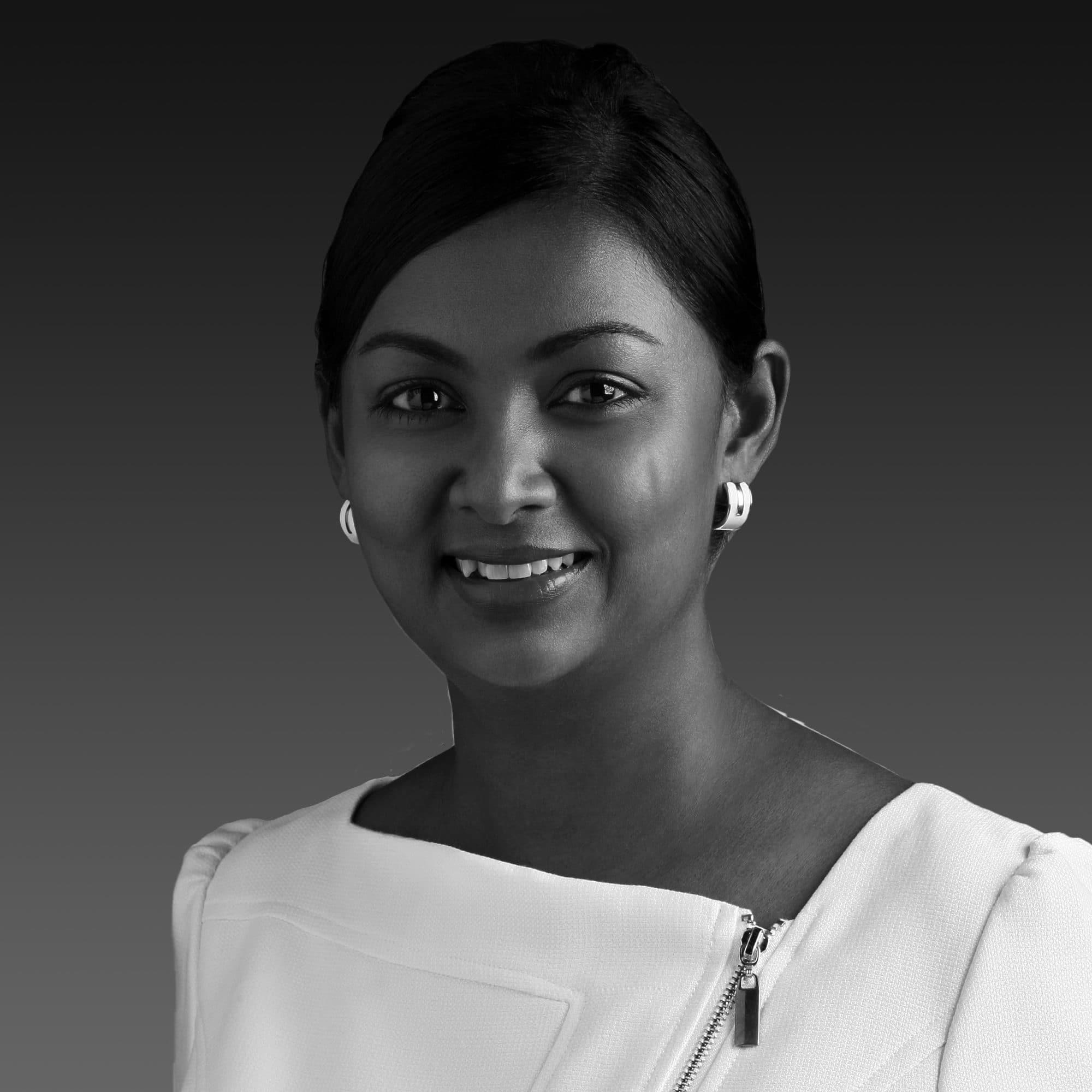 Usha Brockmann, Director of Communications
