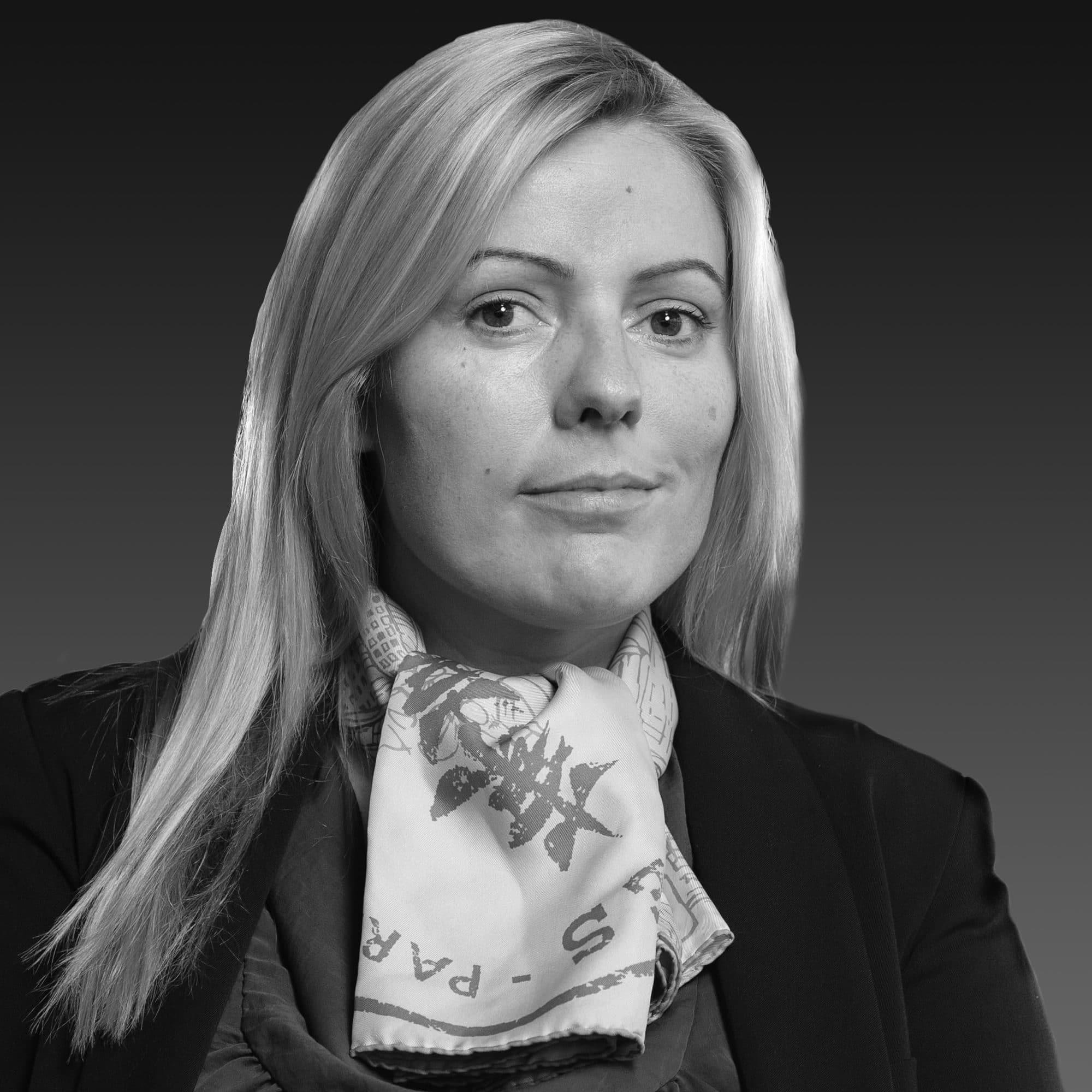 Vanina Sommer, Regional Director of Marketing Communications - EMEA