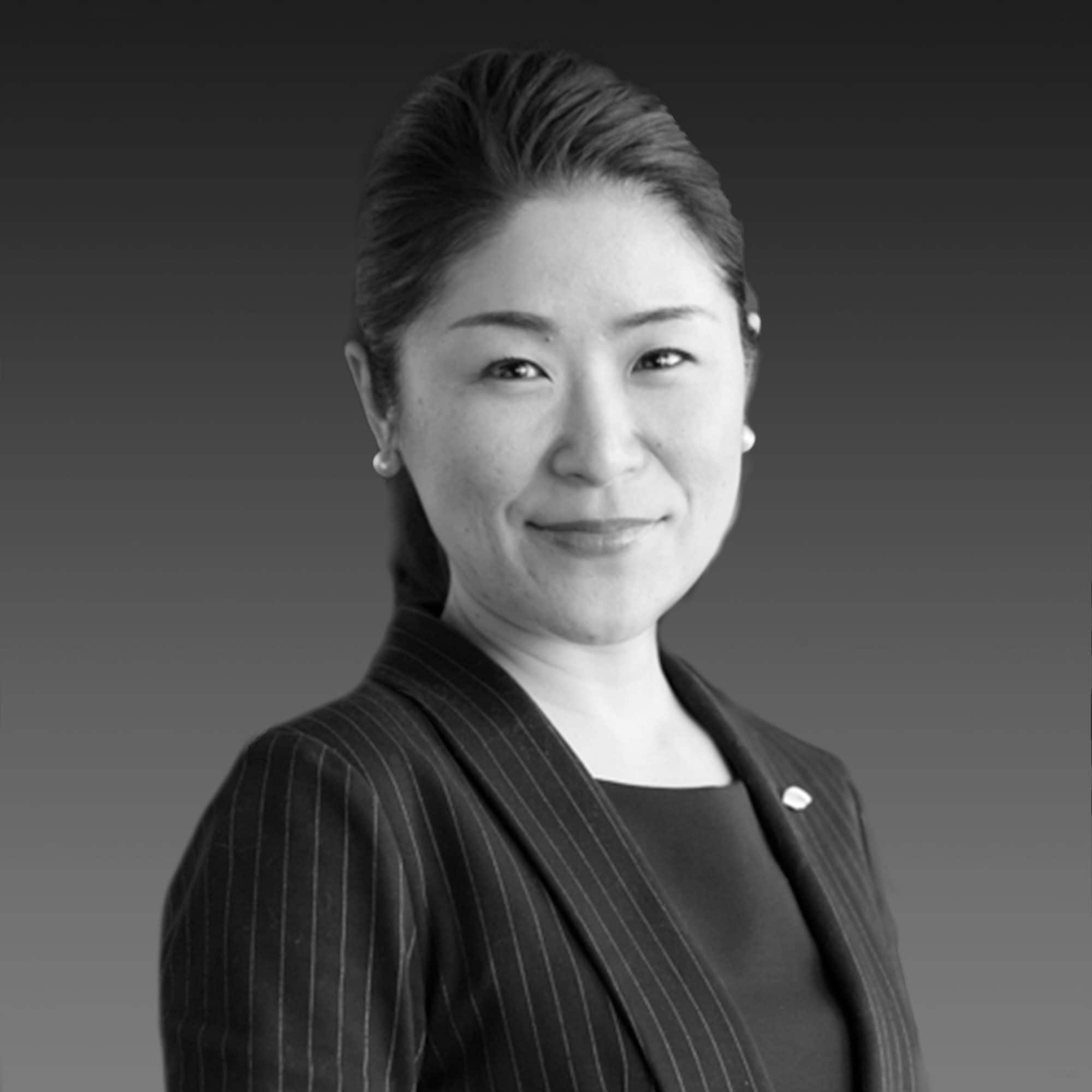 Michiko Fujikawa, Director of Marketing