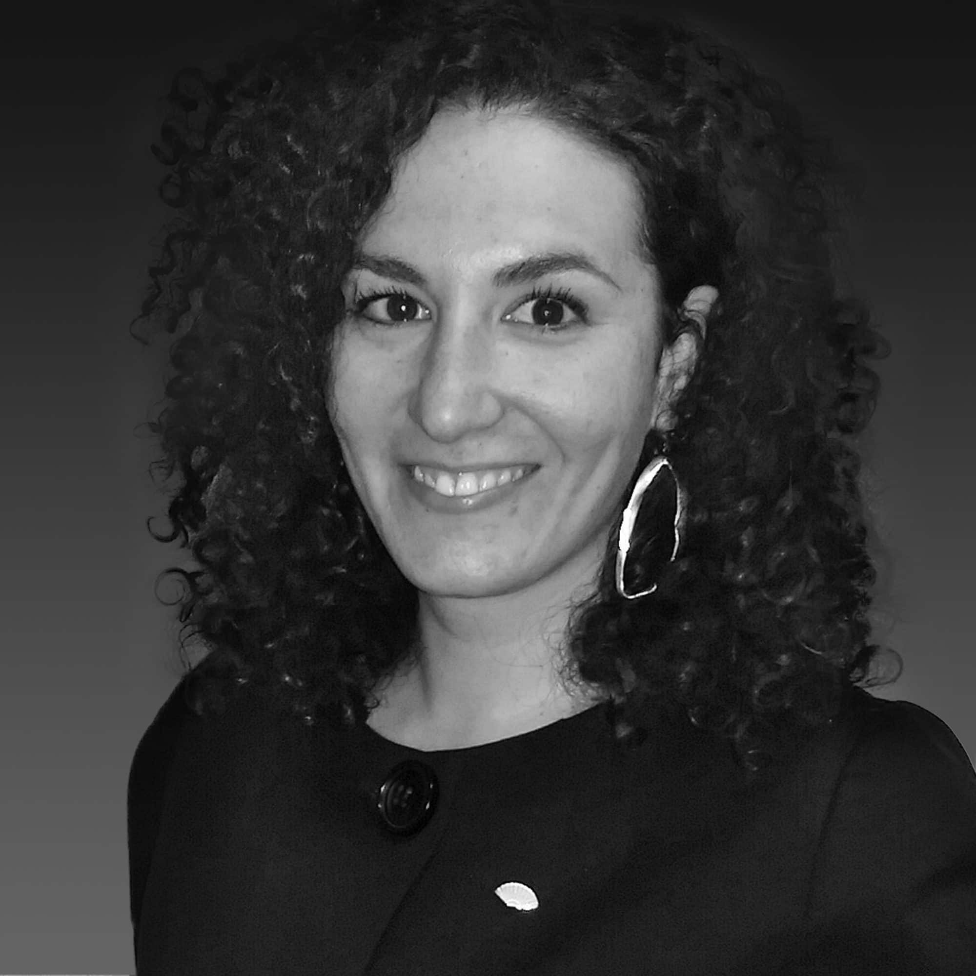 Roberta Amaro, Marketing and Communications Manager
