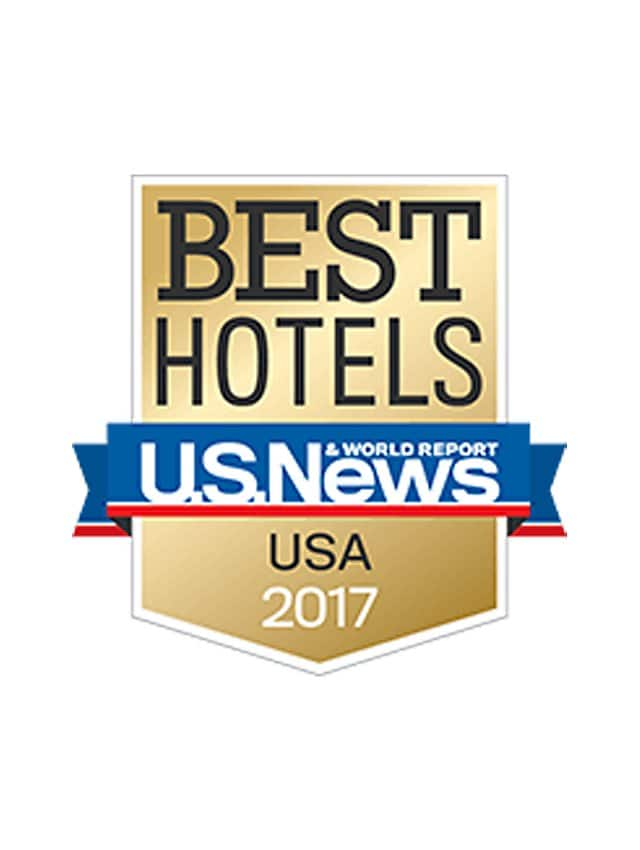 best hotels awards