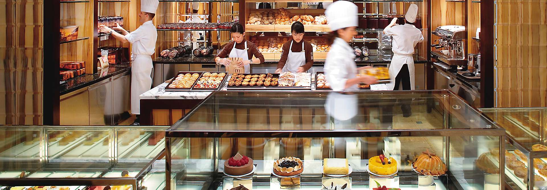 The Chocolate Pastry Chef | Mandarin Oriental, Hong Kong