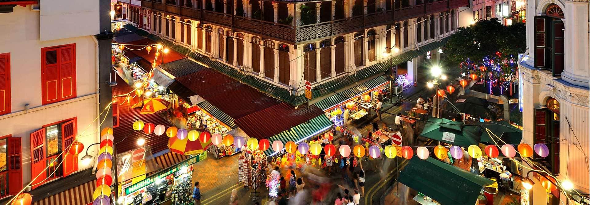 Singapore Luxury Travel Concierge   Destination MO by Mandarin Oriental