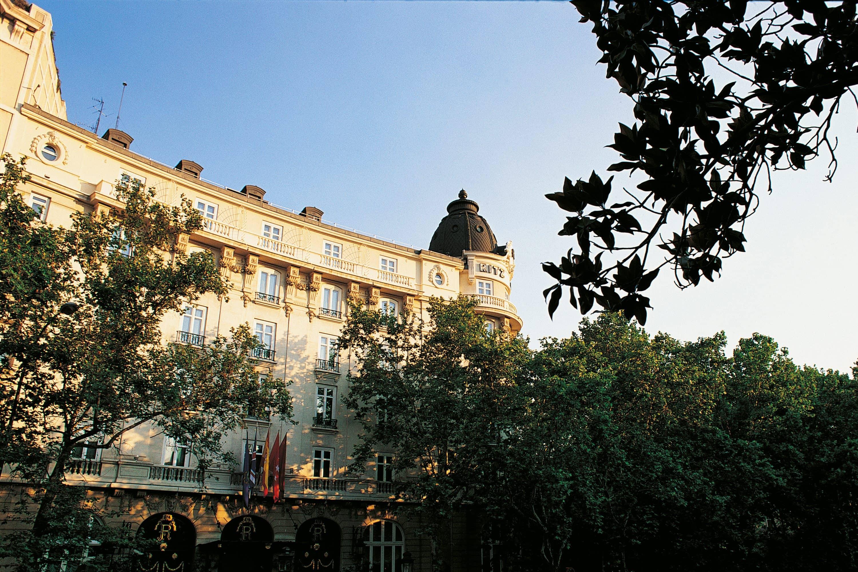 Exterior of Mandarin Oriental Ritz Madrid