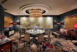 Il Feng private dining room
