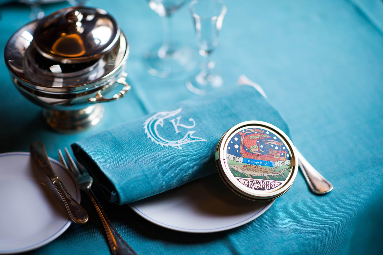 Tin of Caviar at Caviar Kaspar