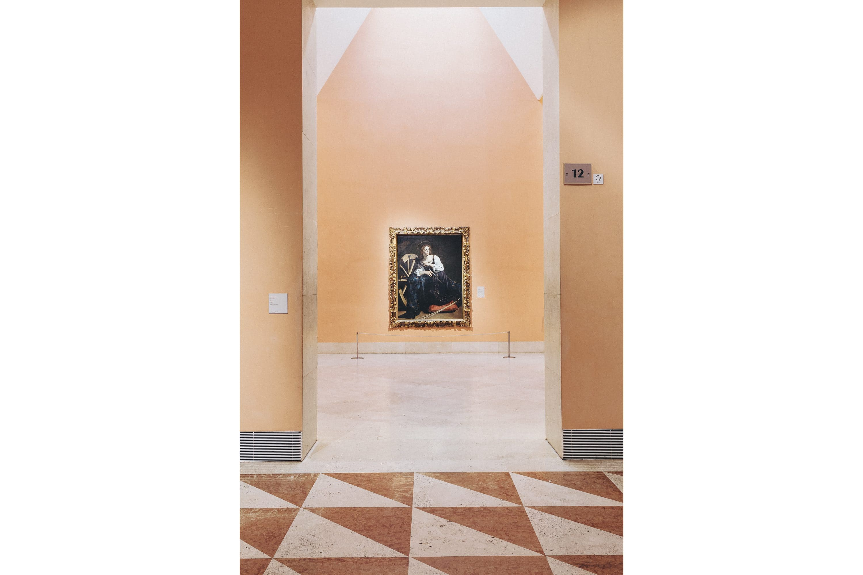 Inside Museo Nacional Thyssen-Bournemisza