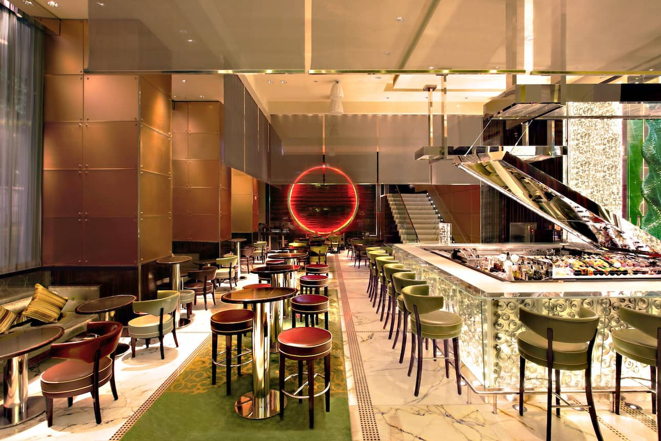 MO Bar at The Landmark, Mandarin Oriental