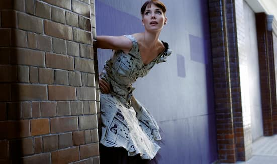Portrait of Dame Darcey Bussell