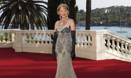 Portrait of Dame Helen Mirren