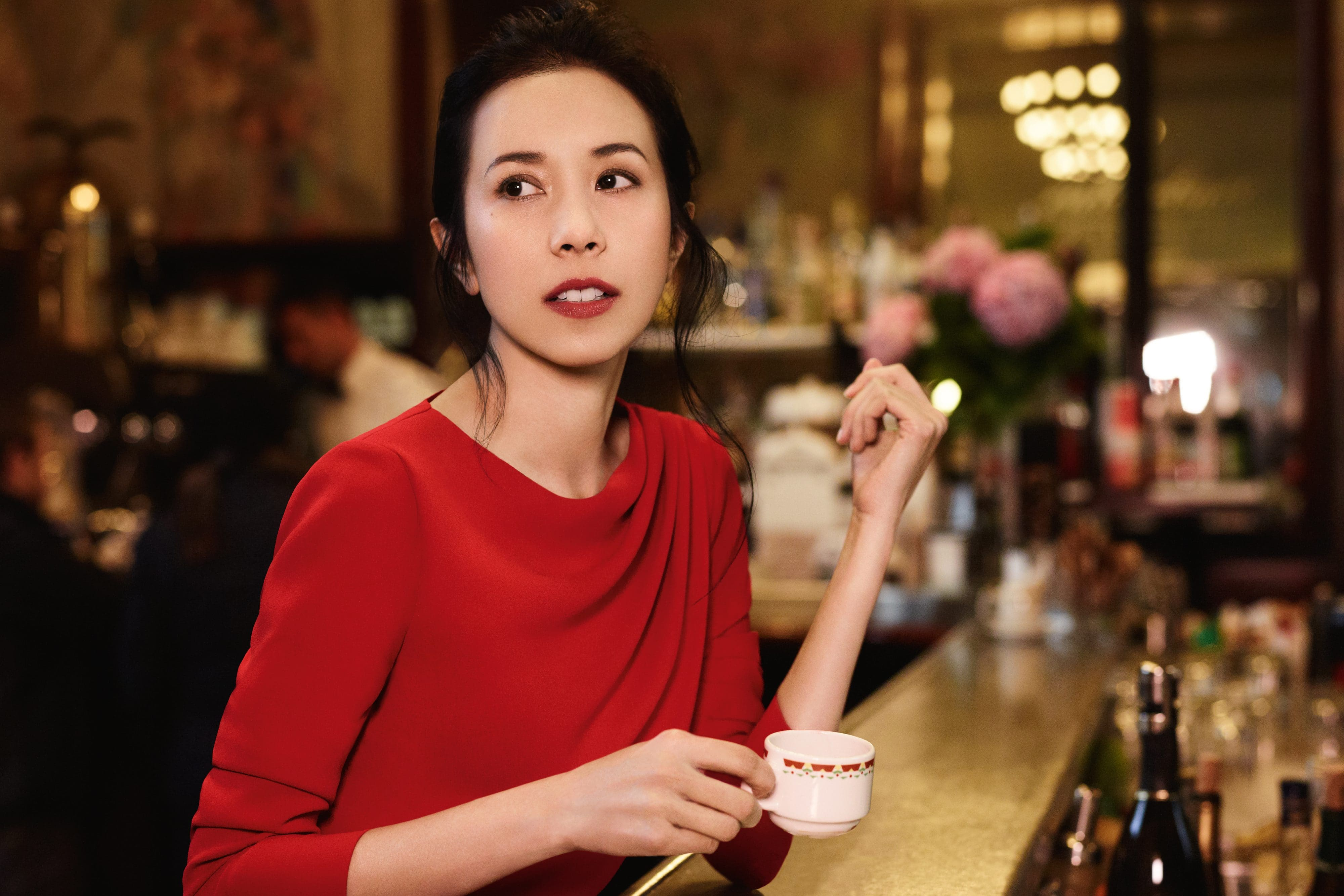 Portrait of Karen Mok