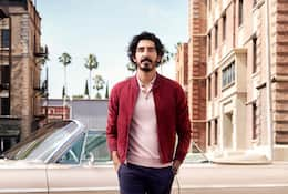 Find out about the world of Dev Patel