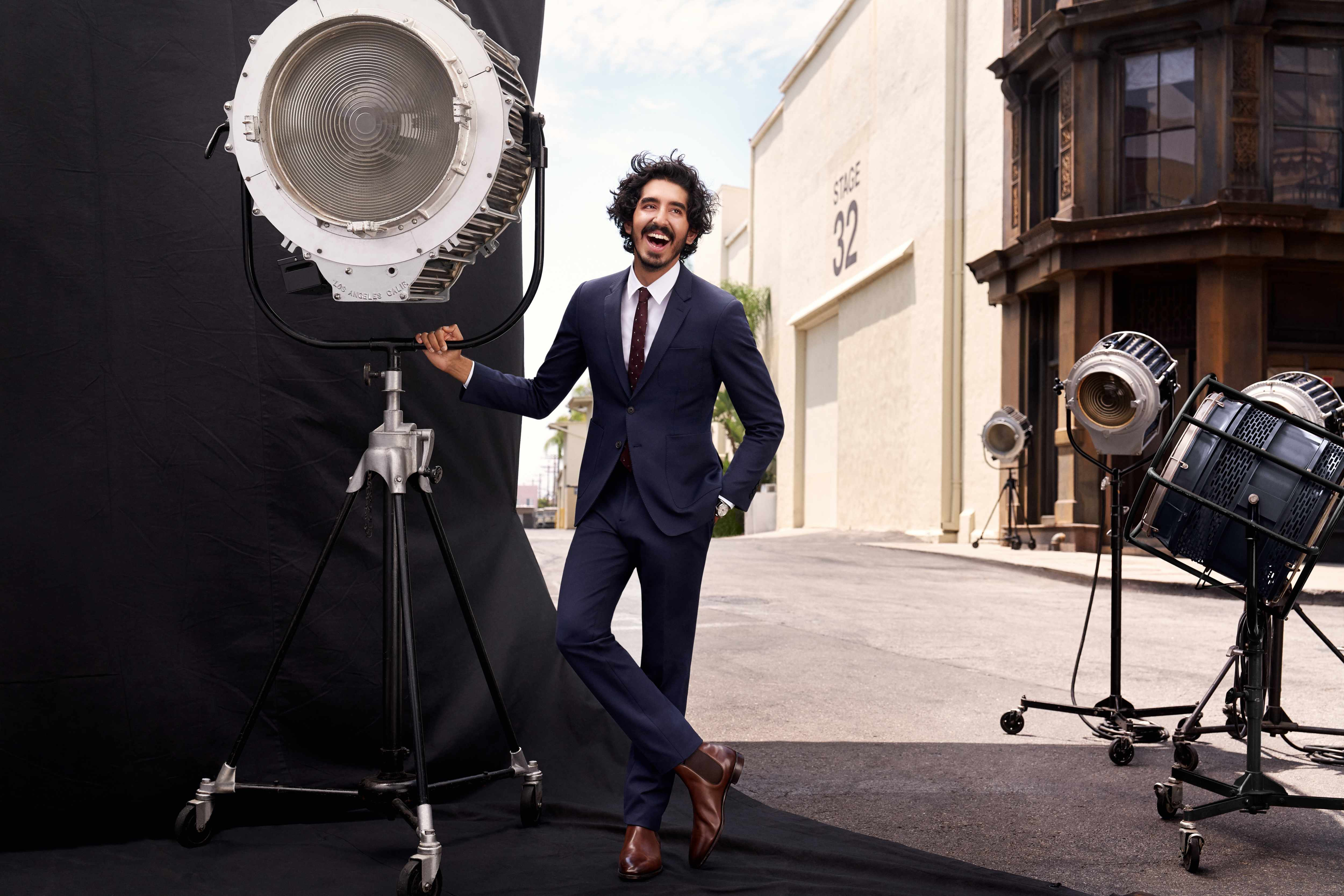 A moment with... Dev Patel