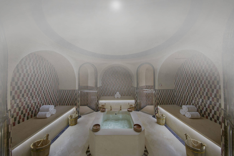Hammam Spa at Mandarin Oriental, Marrakech