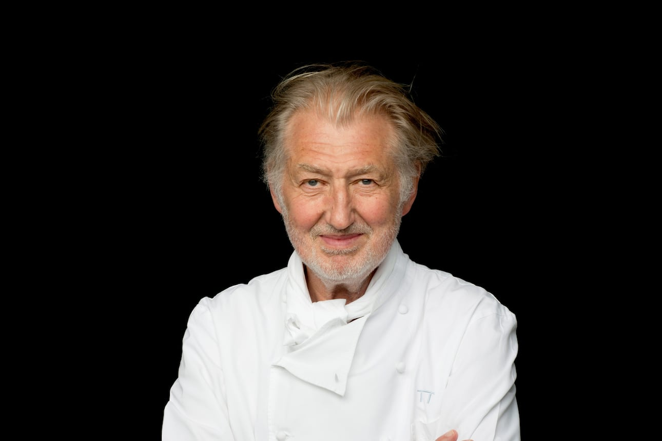 How I cook: Pierre Gagnaire