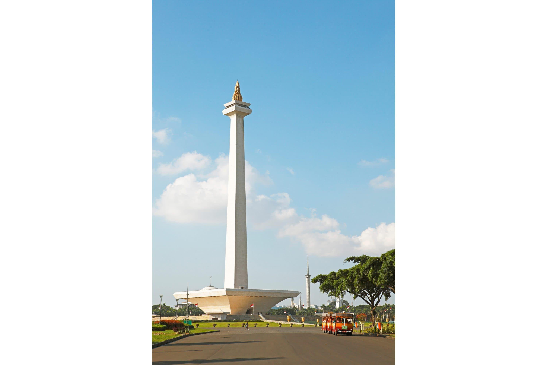 Monas National Monument, Jakarta