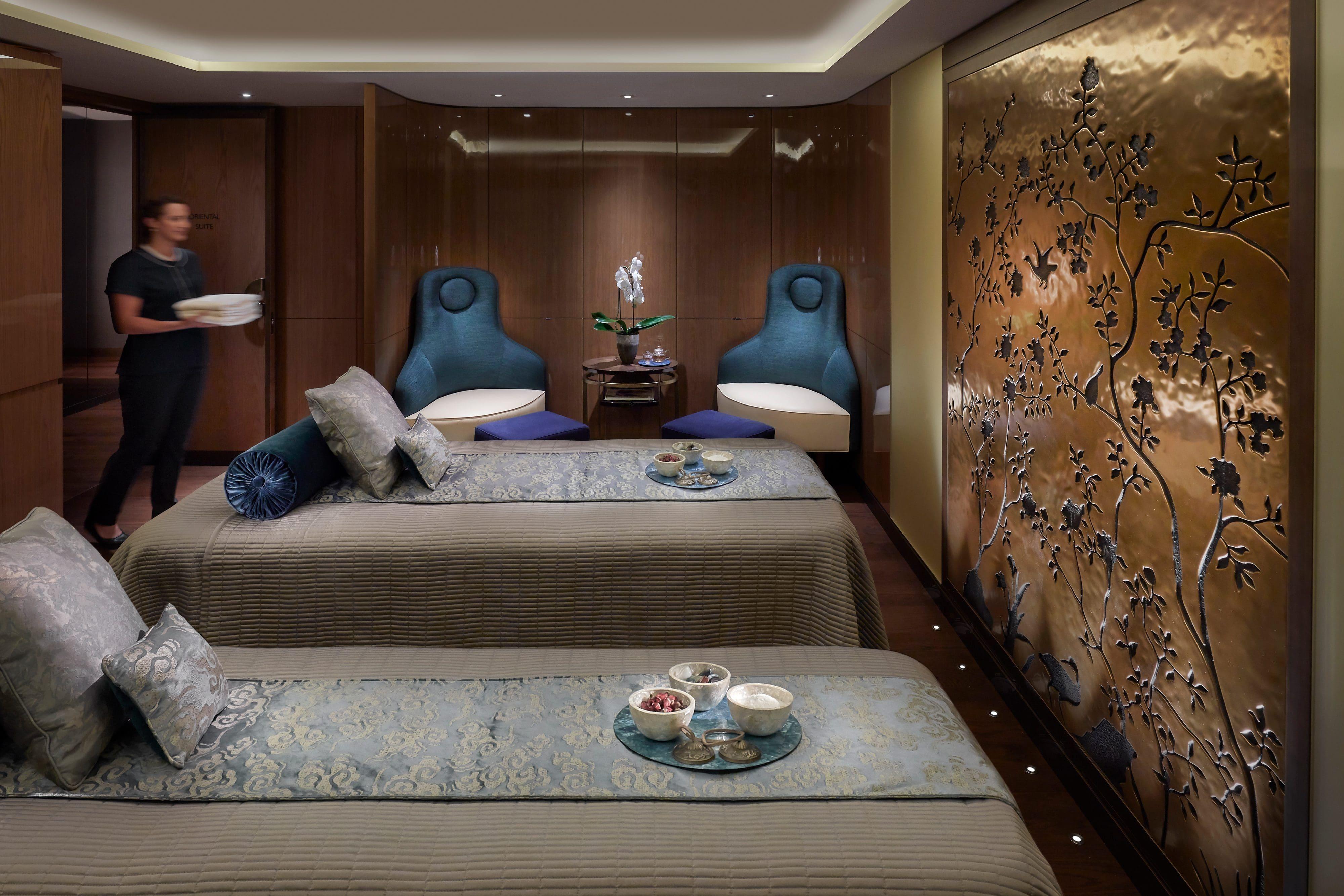 Nescens Spa treatment at Mandarin Oriental, Hyde Park London