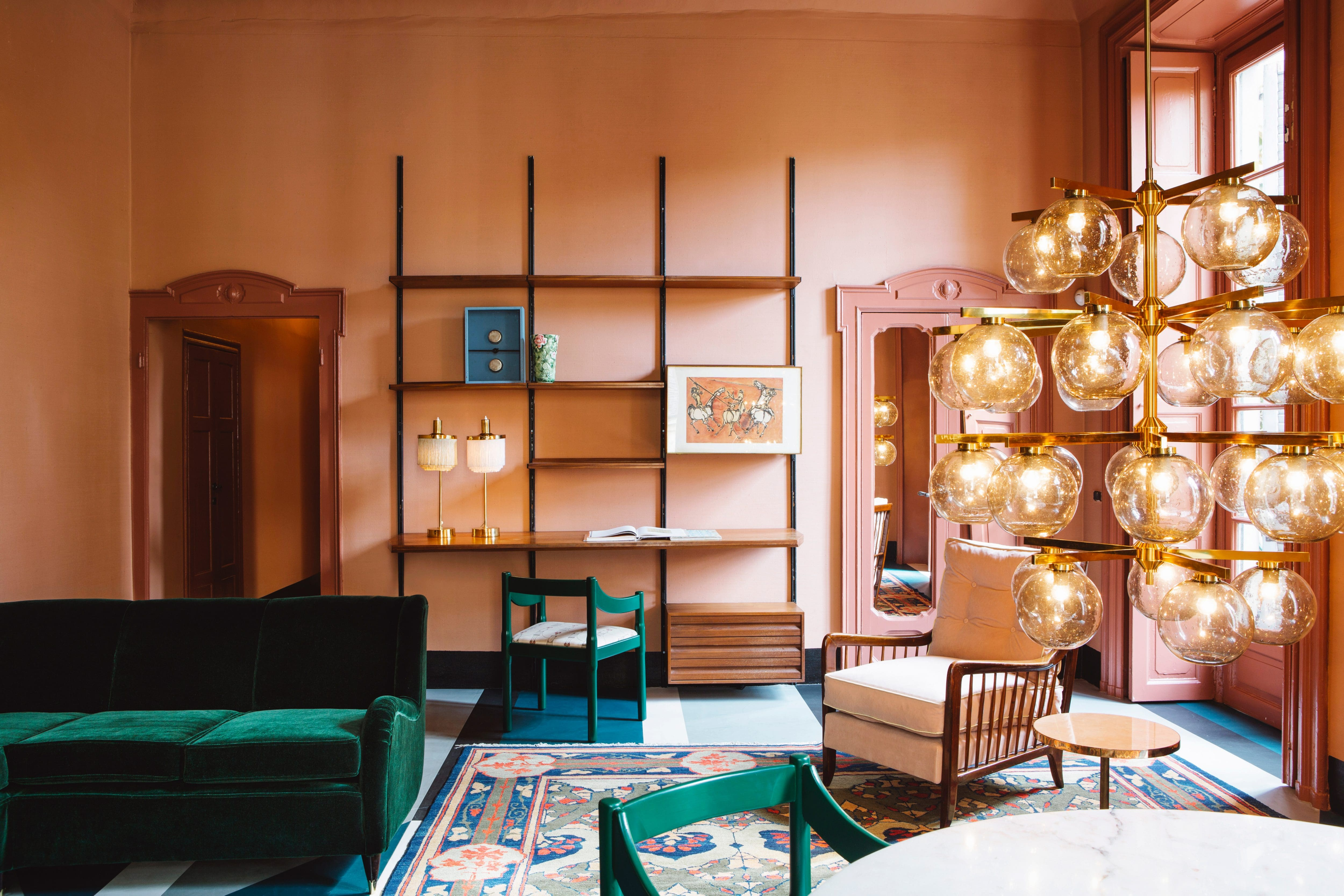 The Brera District Is Full Of Design Stores, But Perhaps One Of The Most  Fabulous Is Dimore Gallery, Located In An 18th Century Palazzo Just Off A  Courtyard ...