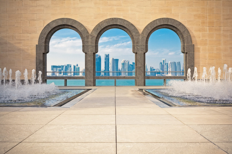 One city, five ways: Doha