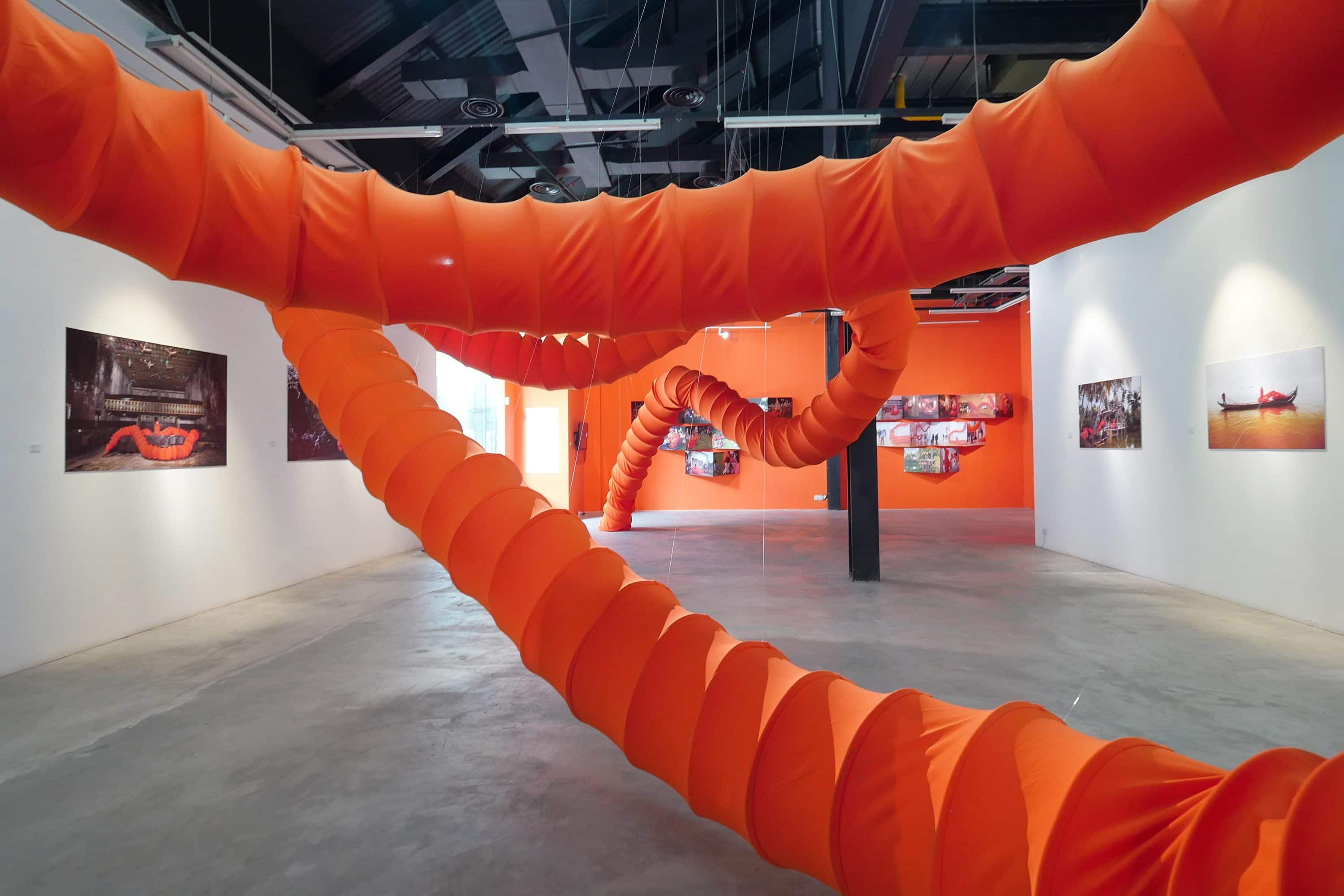 Exhibition at Wei Ling Gallery, Kuala Lumpur
