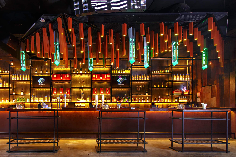 Interior of Kyo Bar