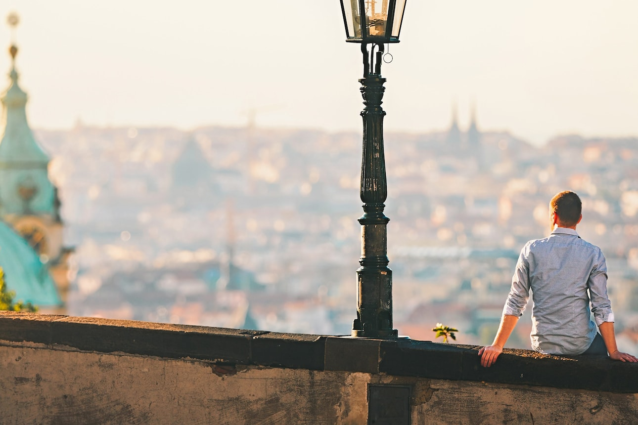 How to do Prague without a smartphone