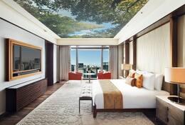 Presidential suite at Mandarin Oriental, Tokyo