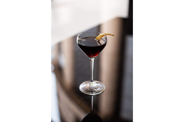 Pionero cocktail
