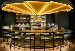 Ory Bar at Mandarin Oriental, Munich