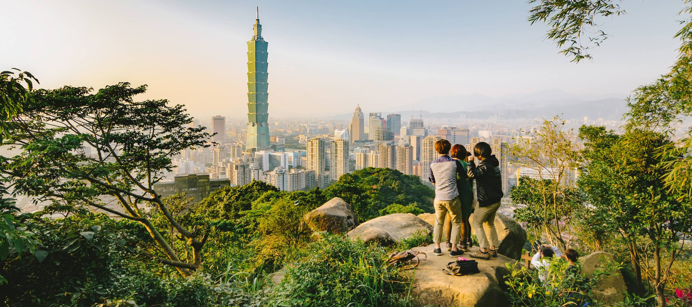 How to get back to nature in Taipei