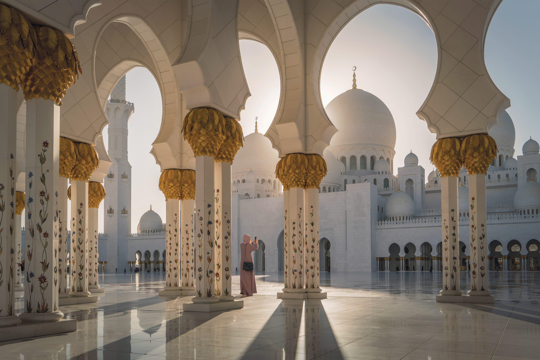 Sheikh Zayed Mosque, AbuDhabi