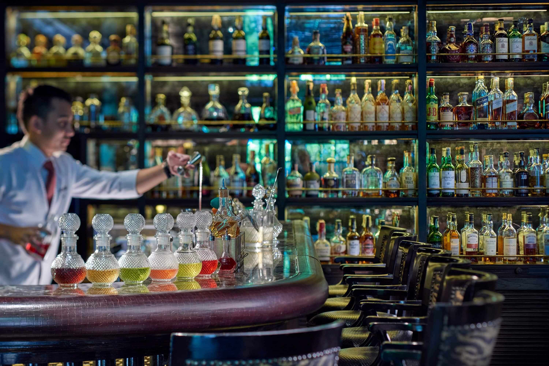 The Bamboo Bar at Mandarin Oriental, Bangkok