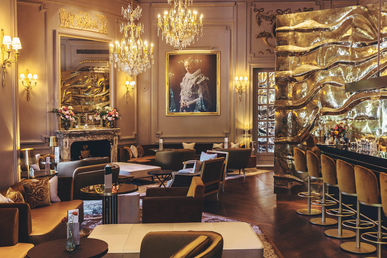 Pictura bar at Mandarin Oriental Ritz, Madrid