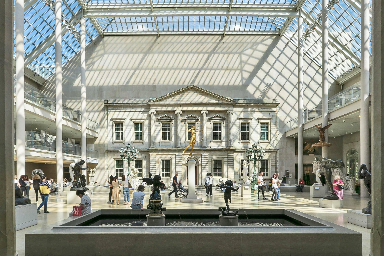 Conservatory of Metropolitan Museum of Art