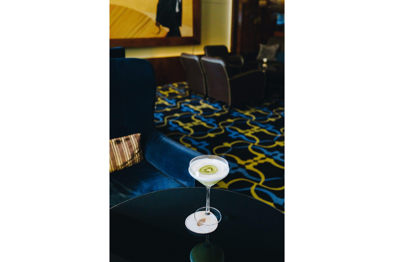 Cocktail at MO Bar