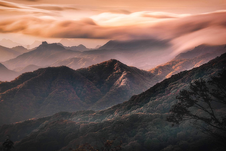 Karuizawa mountains