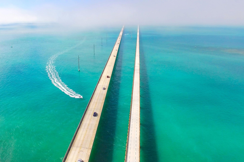 Seven Mile Bridge, Miami