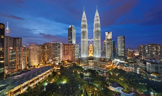 The best views in Kuala Lumpur