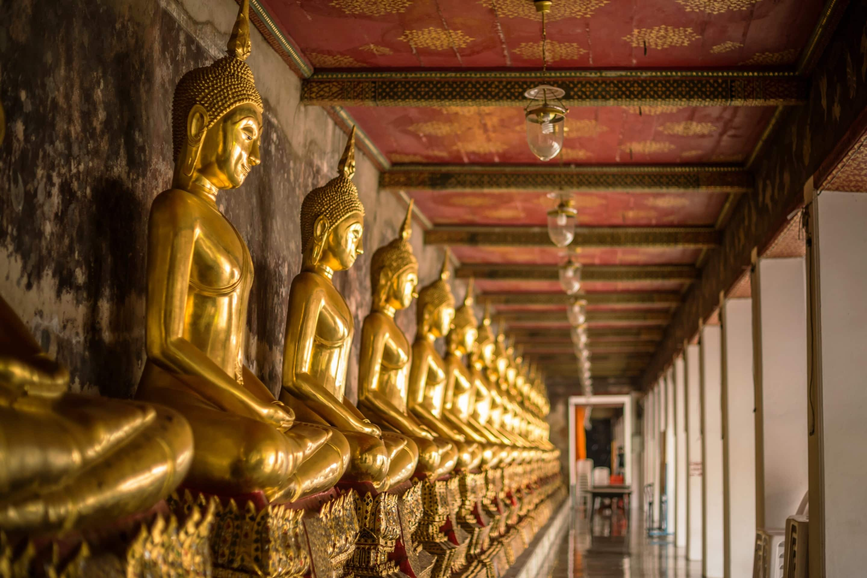 Where to escape the crowds in Bangkok
