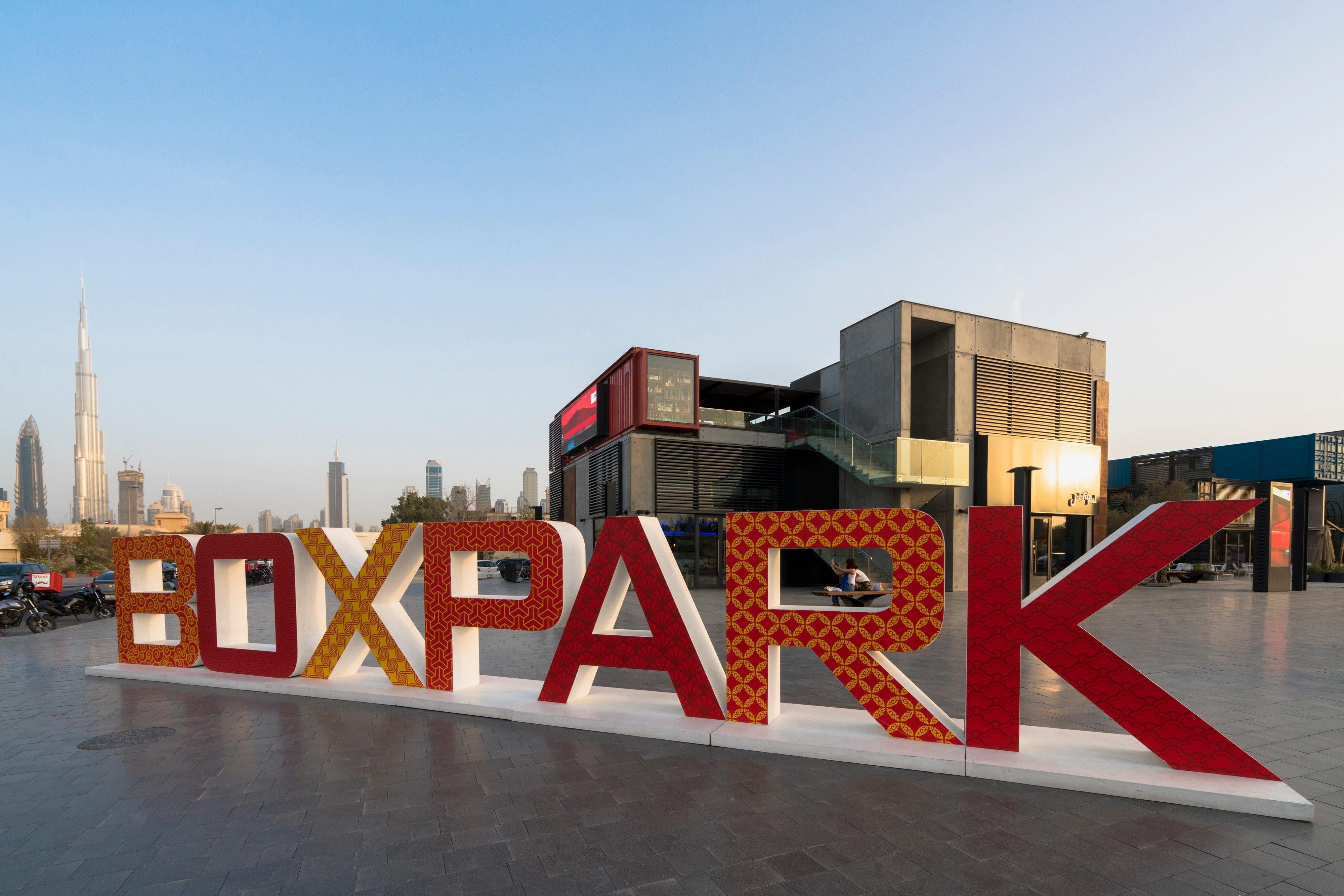 Boxpark, Dubai