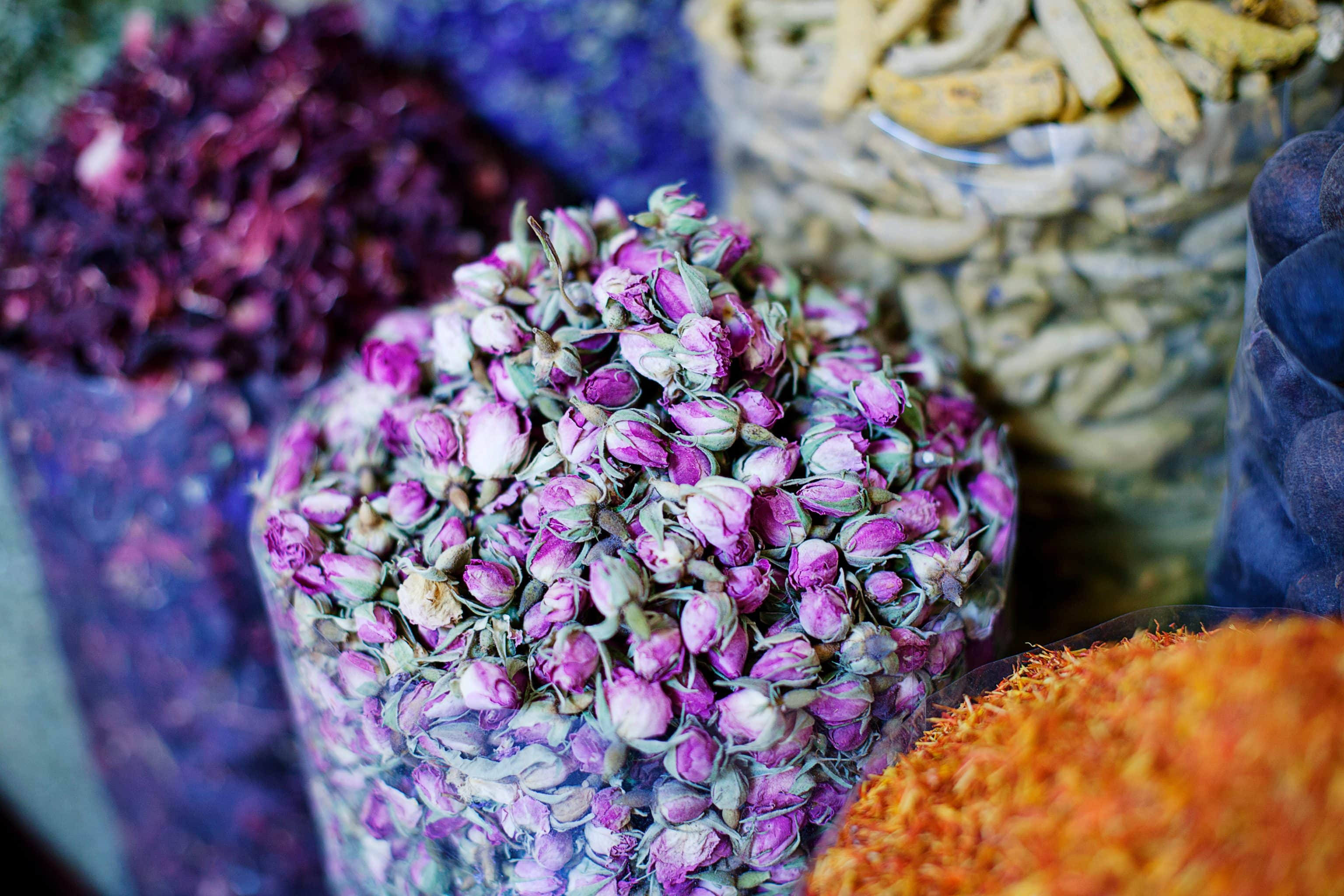The Spice Souk in Deira