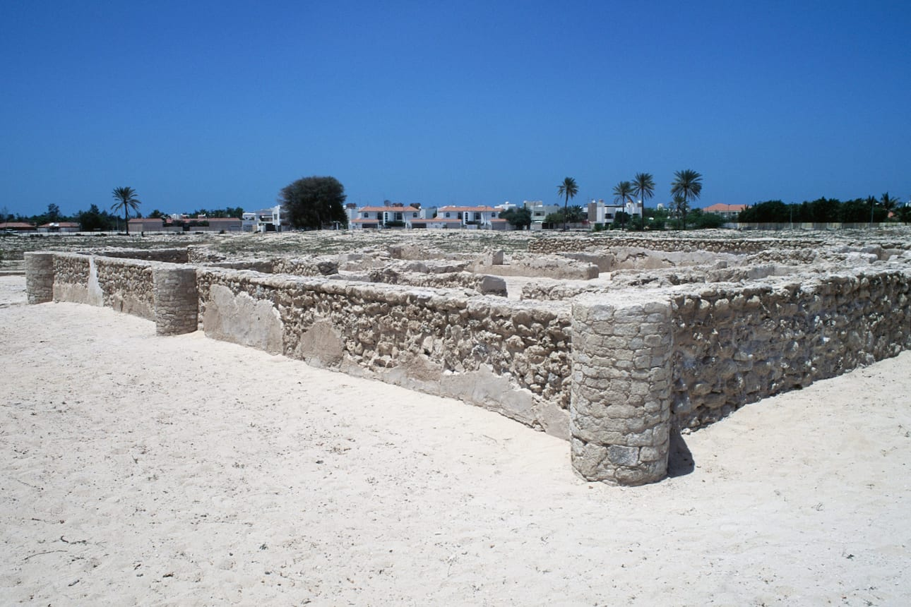 Jumeirah Archaeological Site