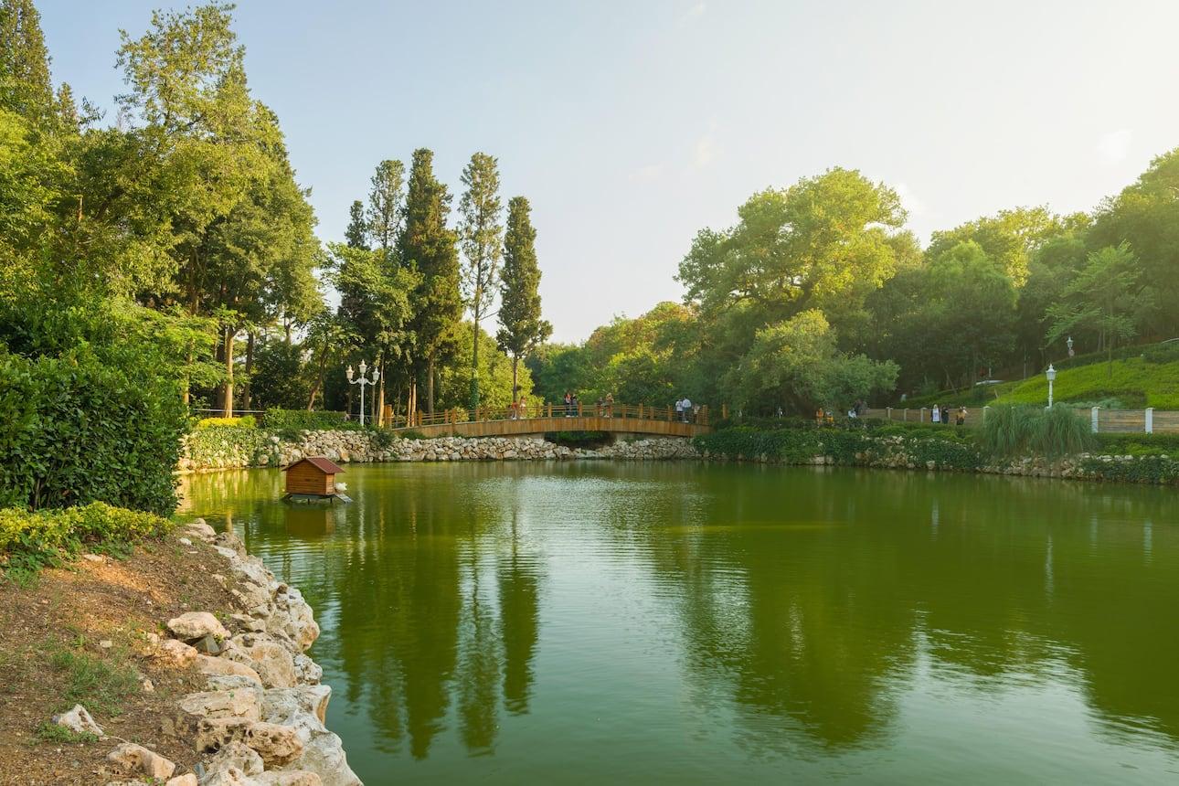 Yildiz Park, Isatanbul